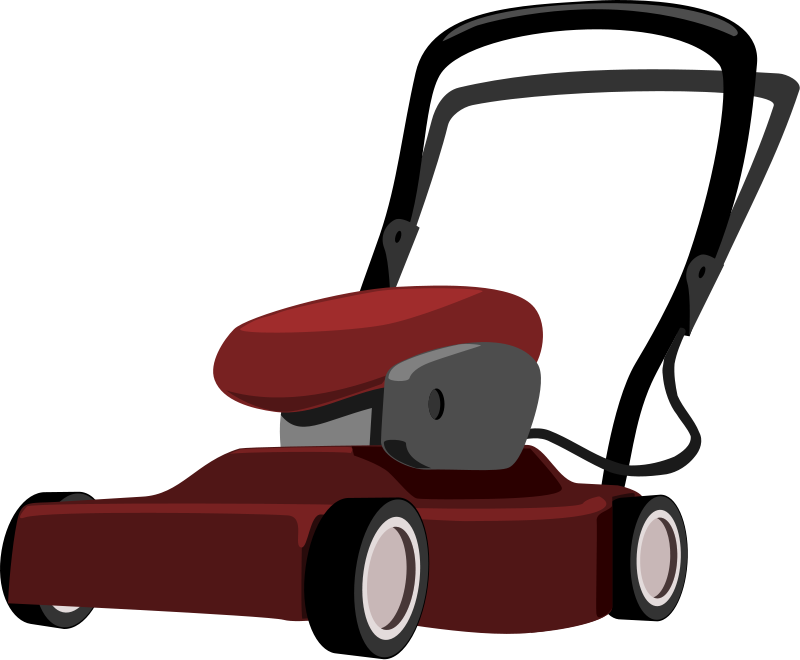 free lawn mower clipart rh worldartsme com Free Clip Art Lawn Mowing Free Picture of Lawn Service
