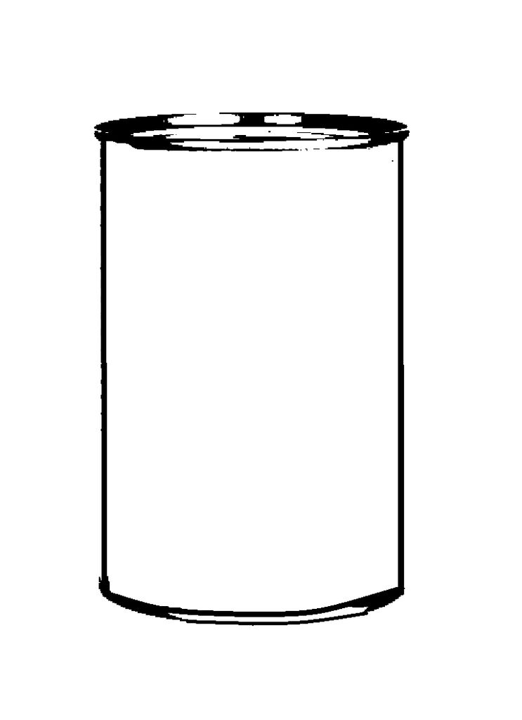 Soup Can Clip Art - Cliparts.co