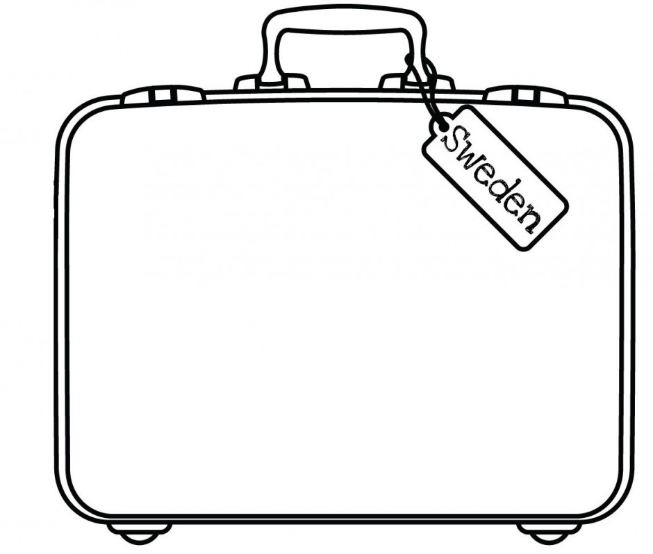 Clip Art Luggage - Cliparts.co