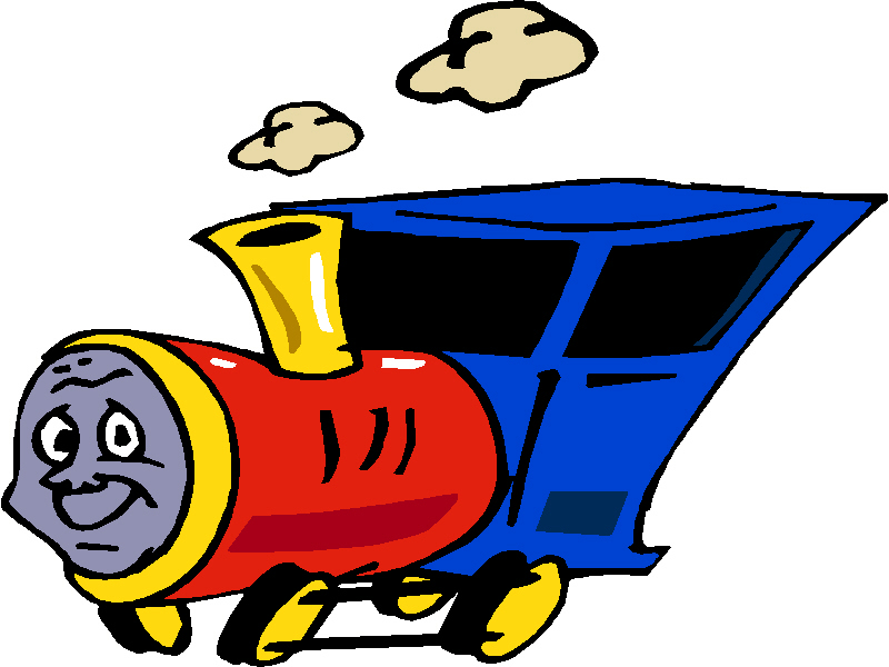 choo choo train car clipart - photo #32