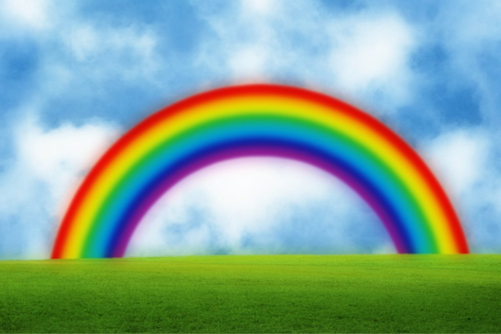 Free Clip Art Rainbows - Cliparts.co