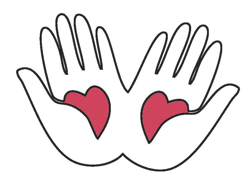 Reaching Hand Clipart