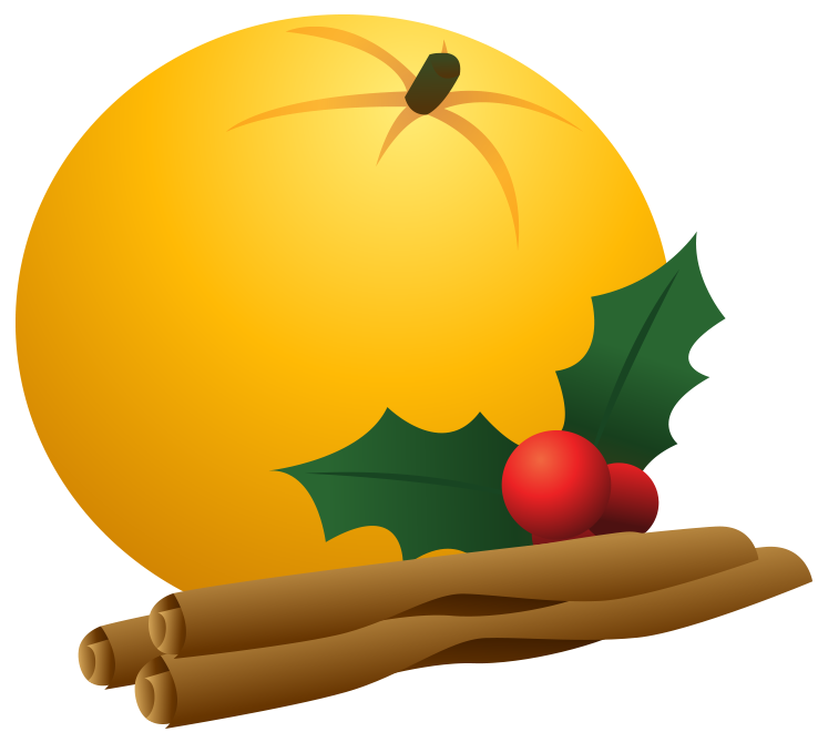 12 Holiday Fruits – Clipart | nutritioneducationstore.