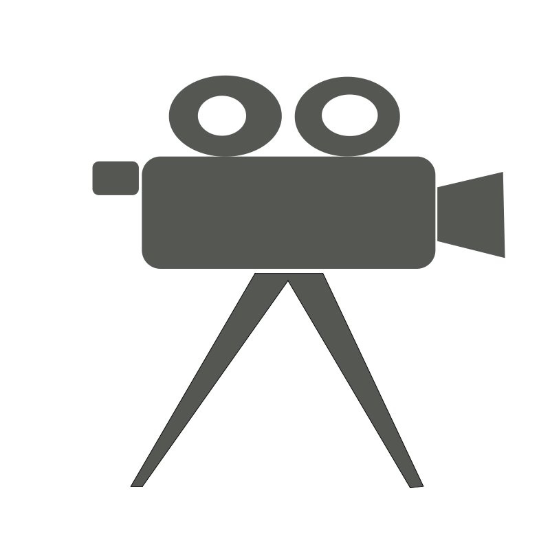 Camera Film Clipart