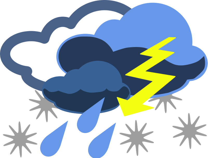 Bad Weather Clipart