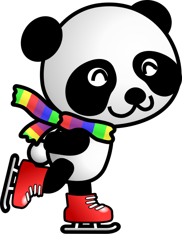 Free to Use & Public Domain Panda Clip Art