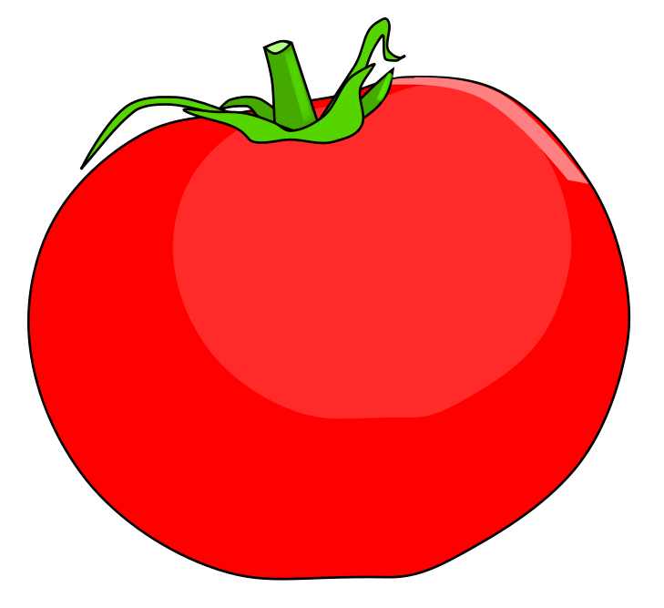 Free to Use & Public Domain Tomato Clip Art