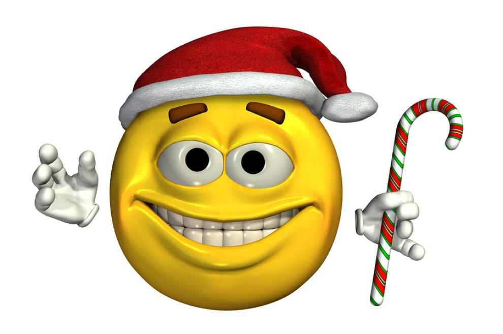 Christmas Smiley Faces | Smile Day Site