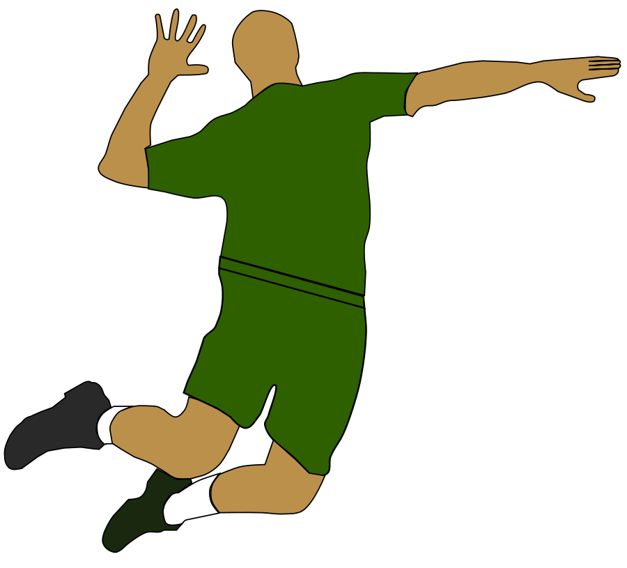 volleyball jersey clipart - photo #32