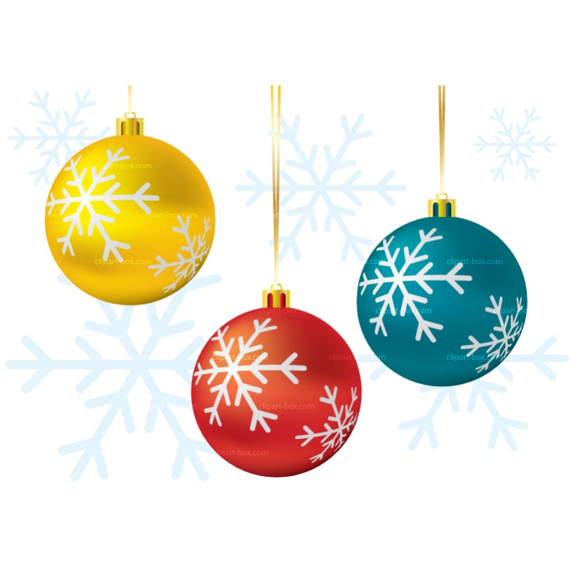 The gallery for --> Hanging Christmas Bulb Clipart