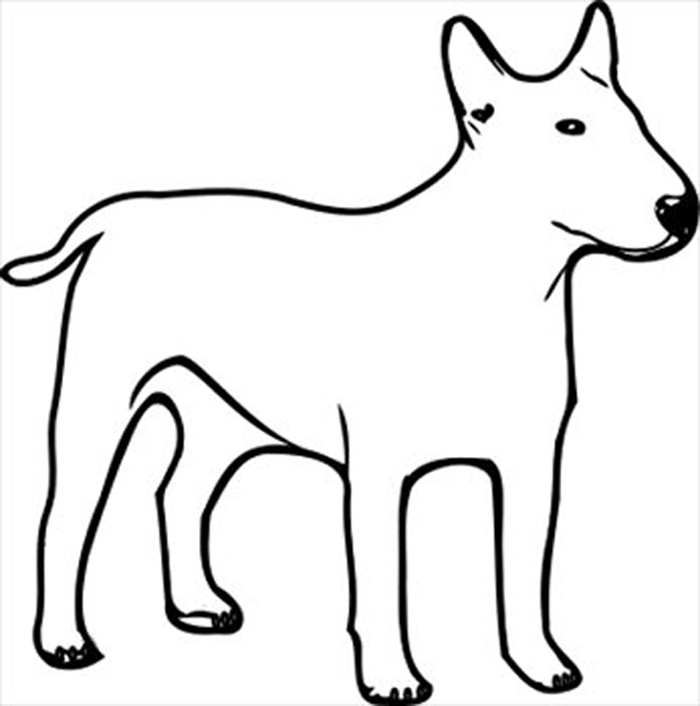 free clipart of dog barking - photo #36
