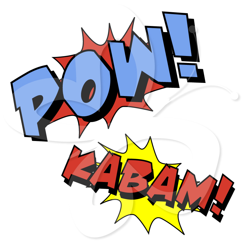 superhero clipart free download - photo #8