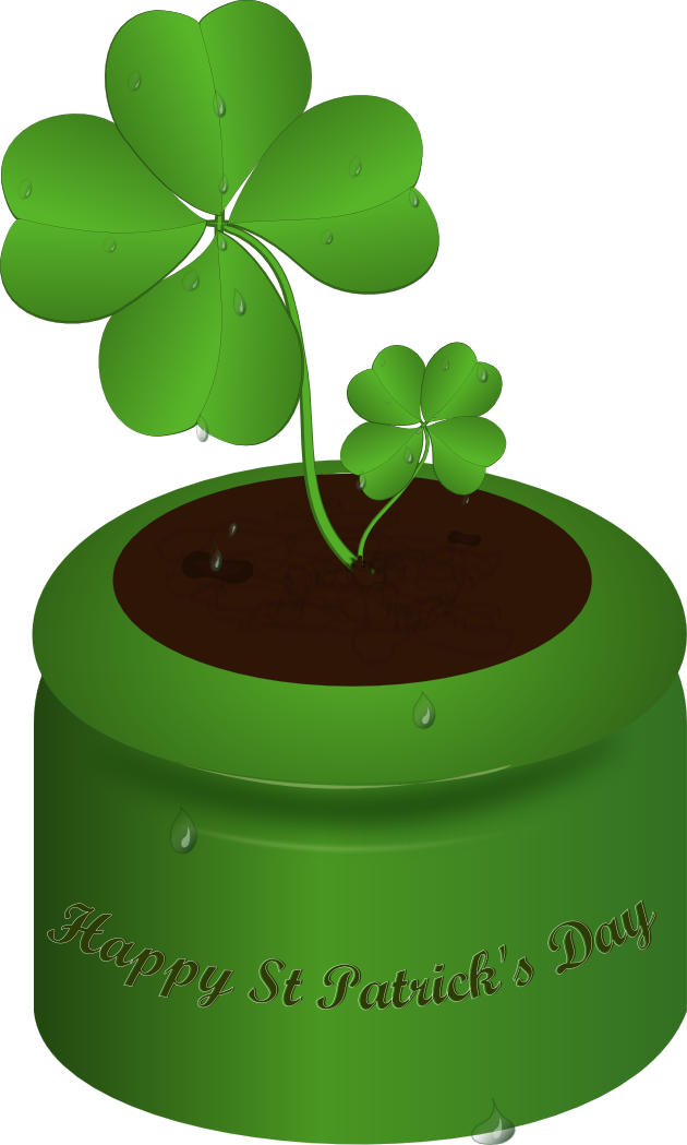 Celebrating My Irish Heritage with St. Patrick's Day Clipart « Eye ...