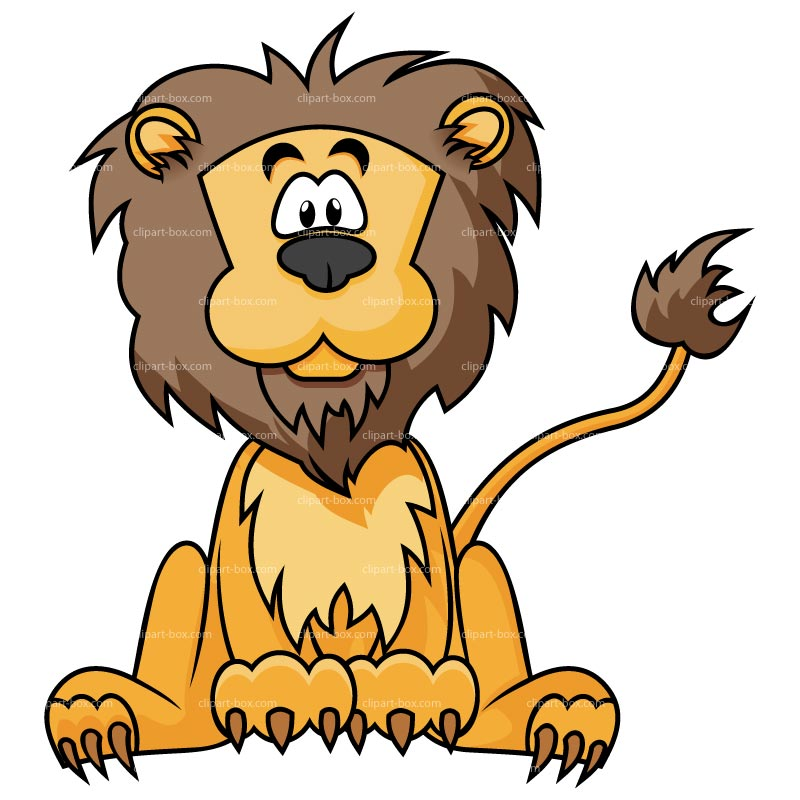 clip art cartoon lion clipart rh worldartsme com free clipart sea lion lion face clip art free