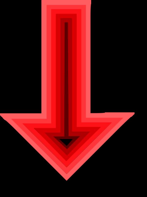 Red Arrow Clip Art - Cliparts.co