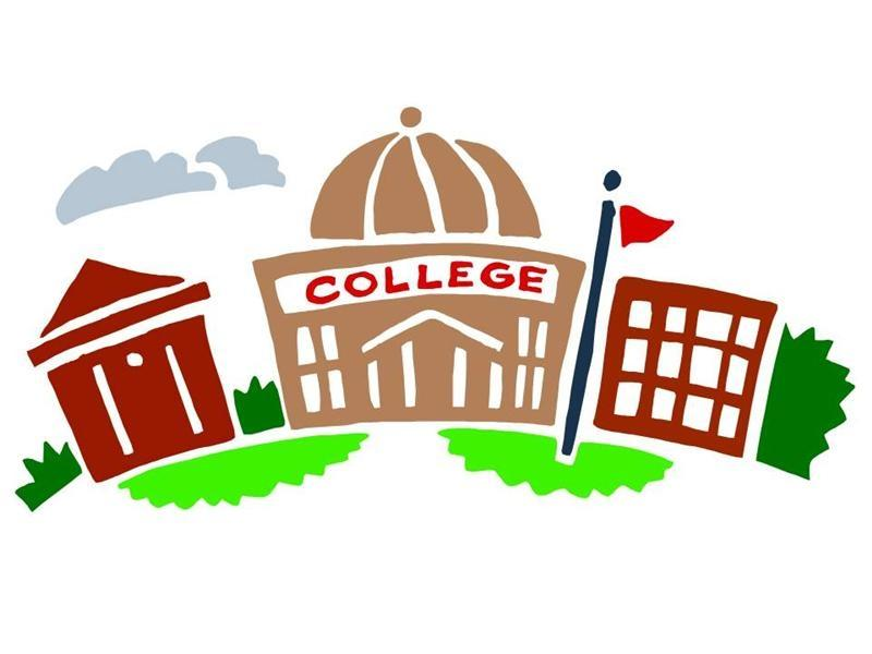 College Building Clip Art