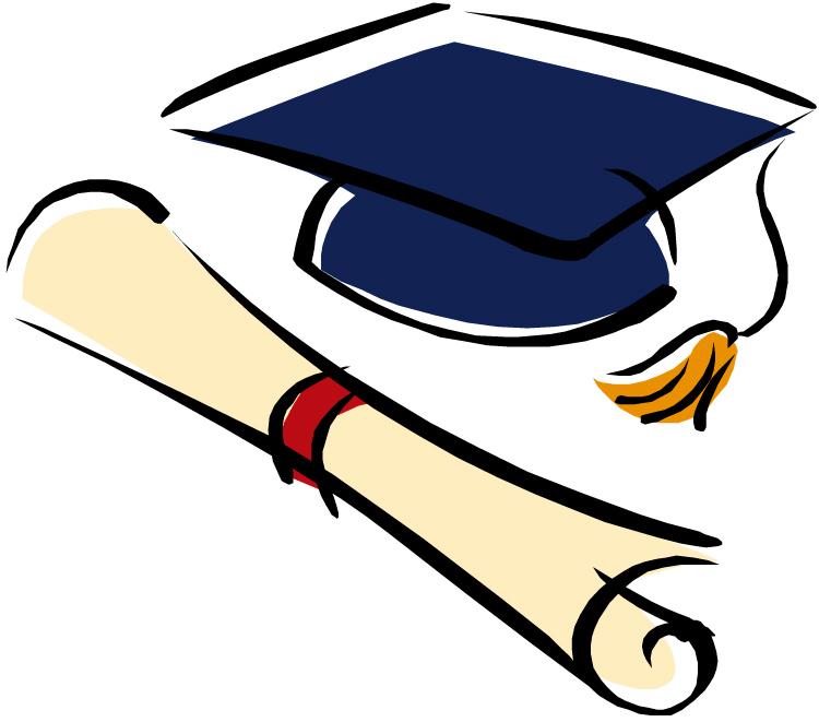 graduation hat clipart free - photo #34