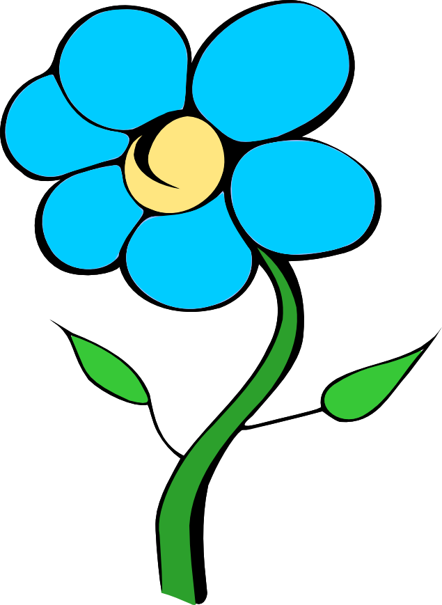 Freebies: Flower Clip Art - Noelle Nichols' Blog