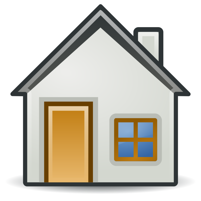 Free to Use & Public Domain Houses Clip Art
