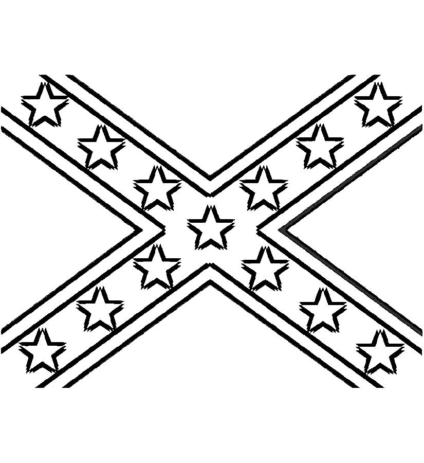 Rebel Flag Browning Logo