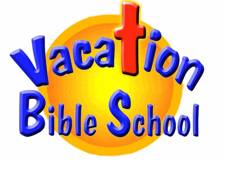 Vacation Bible School Clip Art