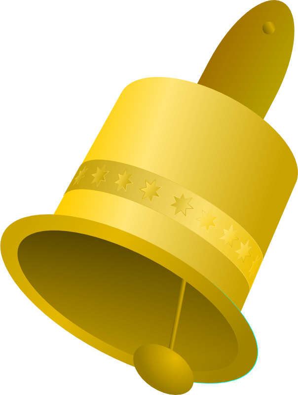 Picture Of Christmas Bell - Cliparts.co