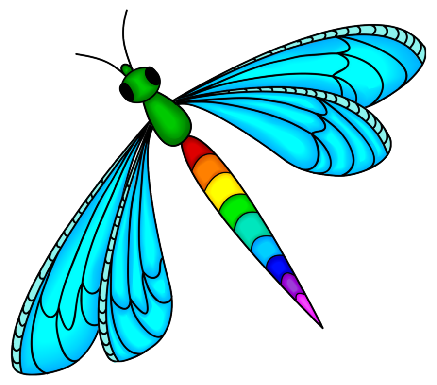 Dragonfly Graphics - Cliparts.co