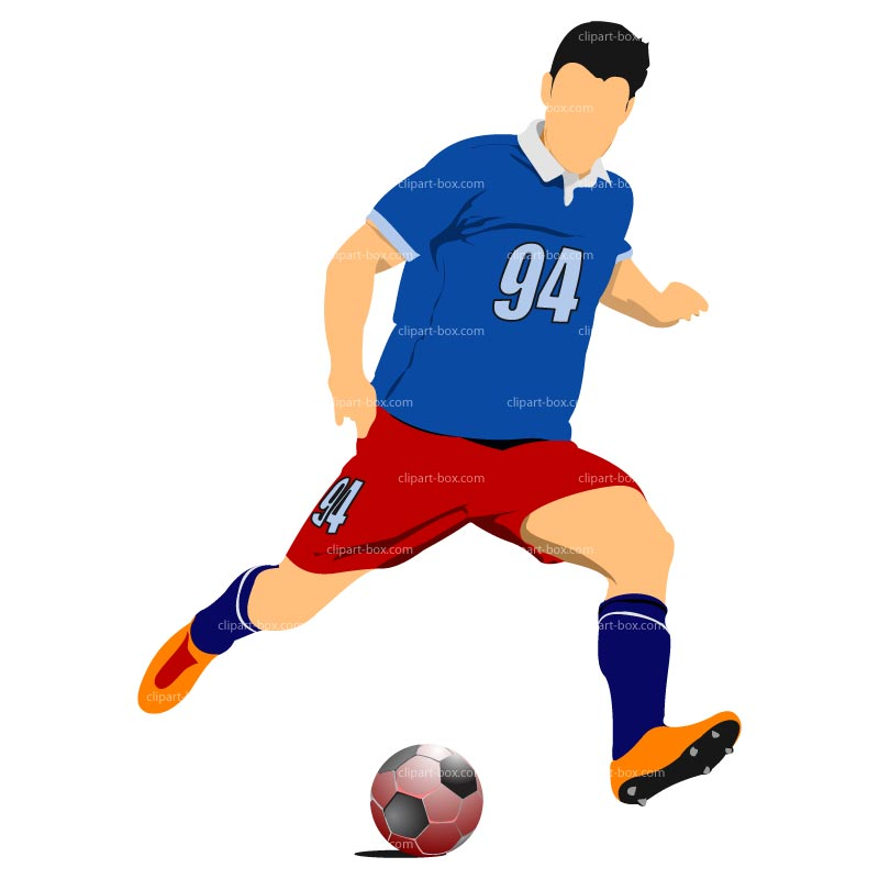 Football Player Images Clip Art - Cliparts.co