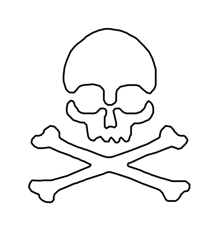 Skull And Crossbones Images Free - Cliparts.co