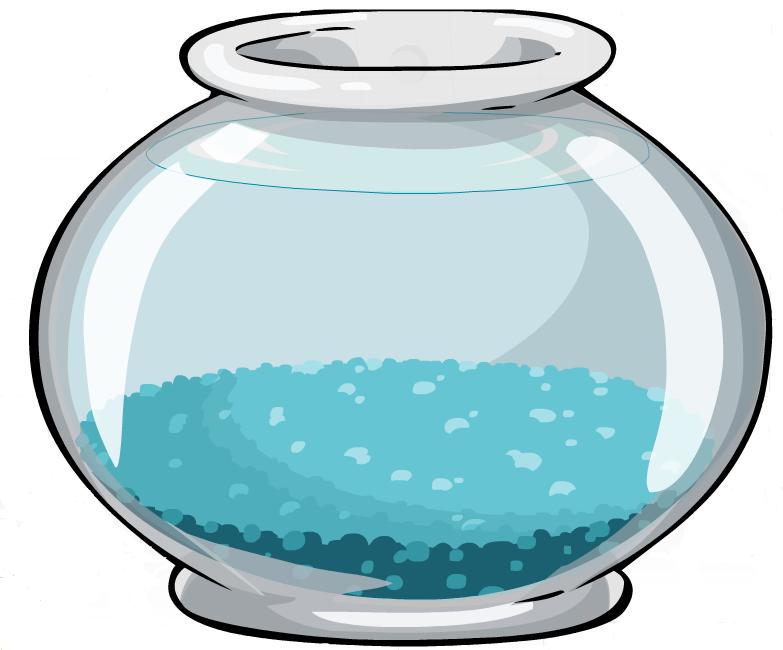 Fish Bowl Cliparts