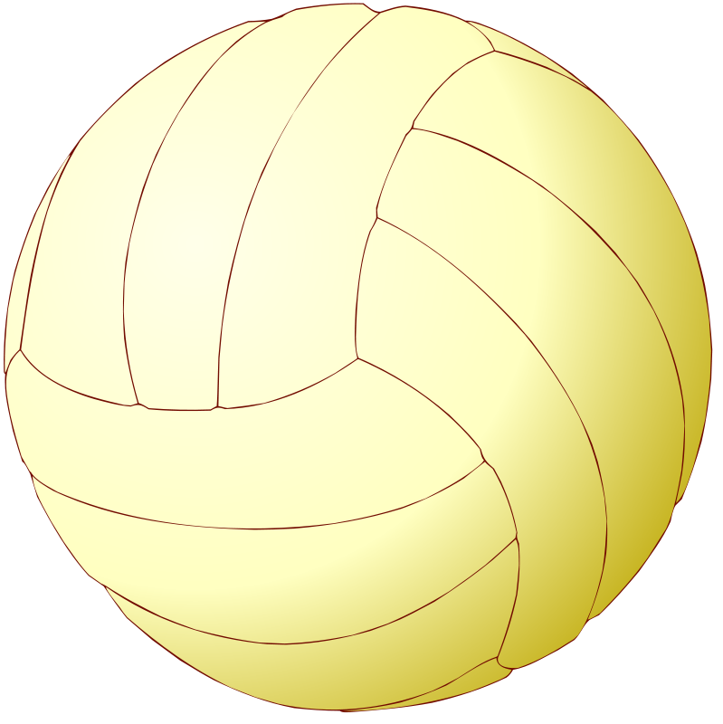 Volleyball Clip Art Download