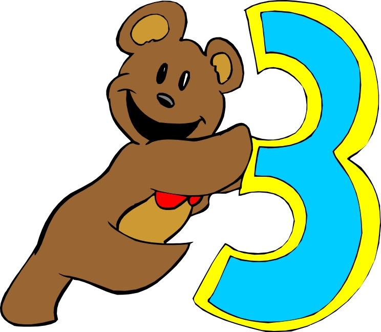 Picture Of A Cartoon Bear