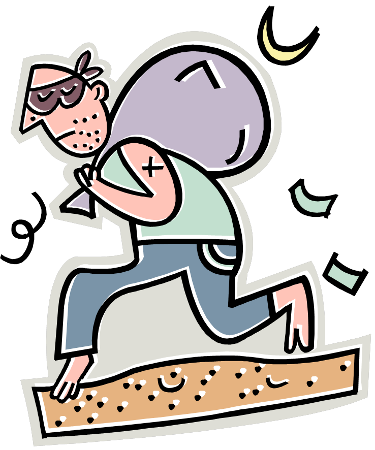 Burglar Clipart - Cliparts.co