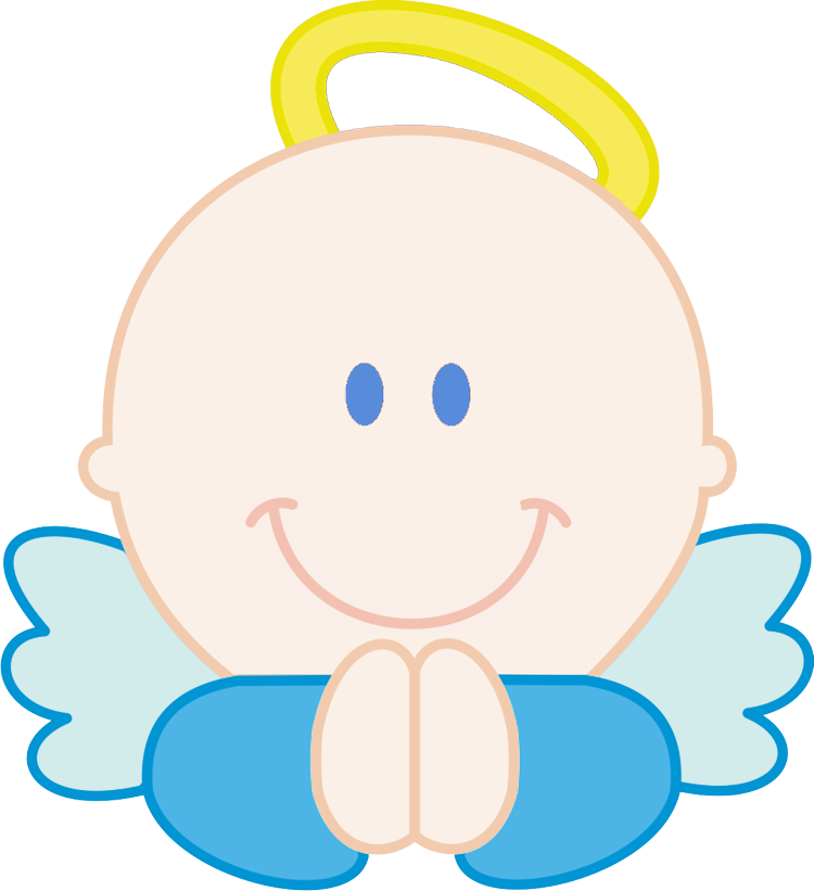 free clip art baby angels