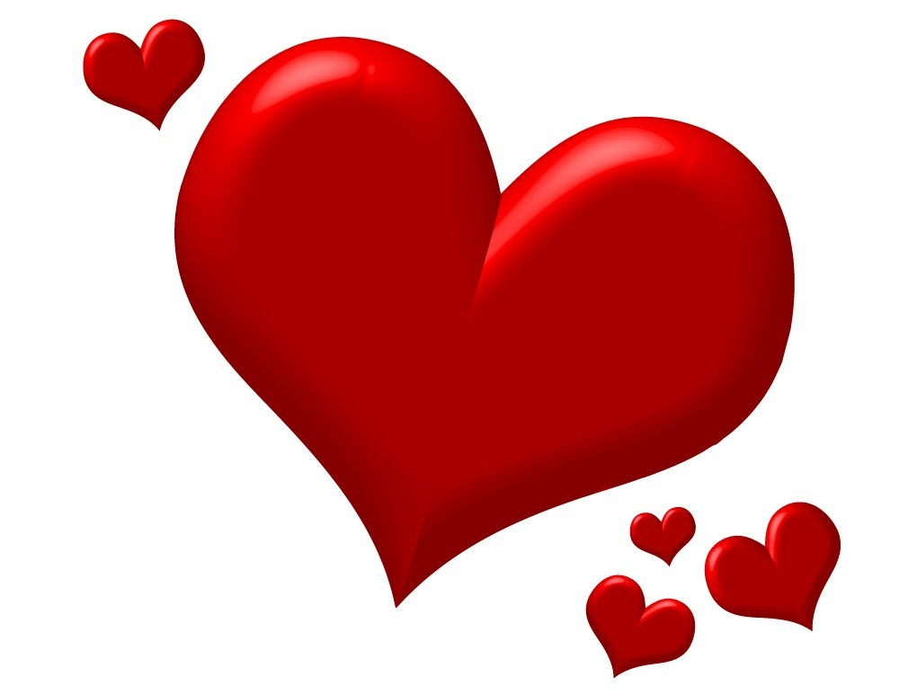 Clip Art Heart Shape - Cliparts.co