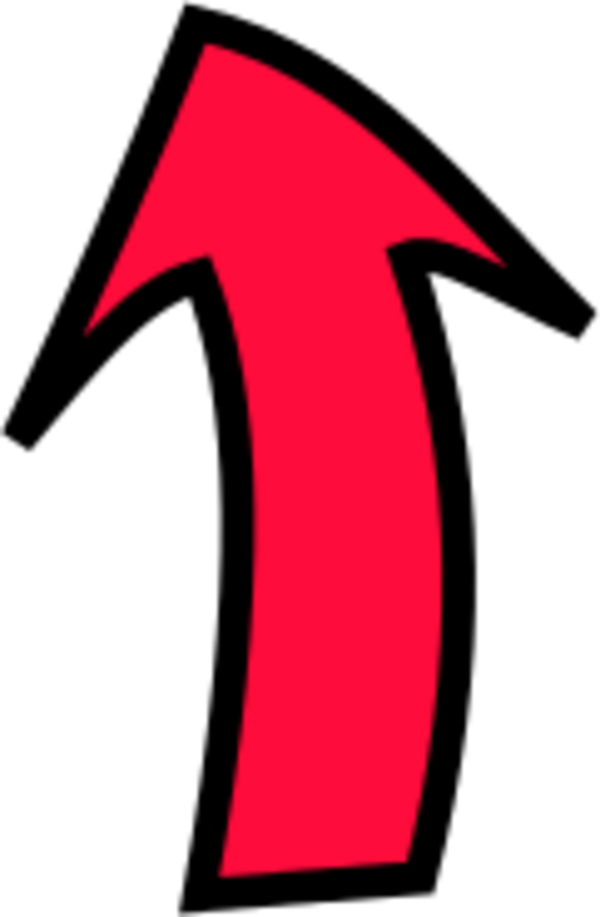 Picture Of Arrow Pointing Down - Cliparts.co