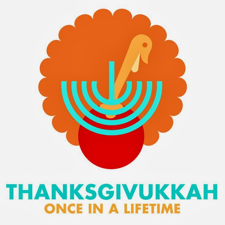 Bless Their Hearts Mom: Happy Thanksgivukkah?