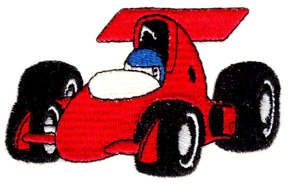 Pix For  Cartoon Race Car Top  Race Car Cartoon Top View