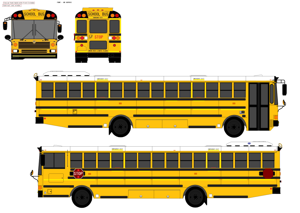 Pictures Of Buses - Cliparts.co