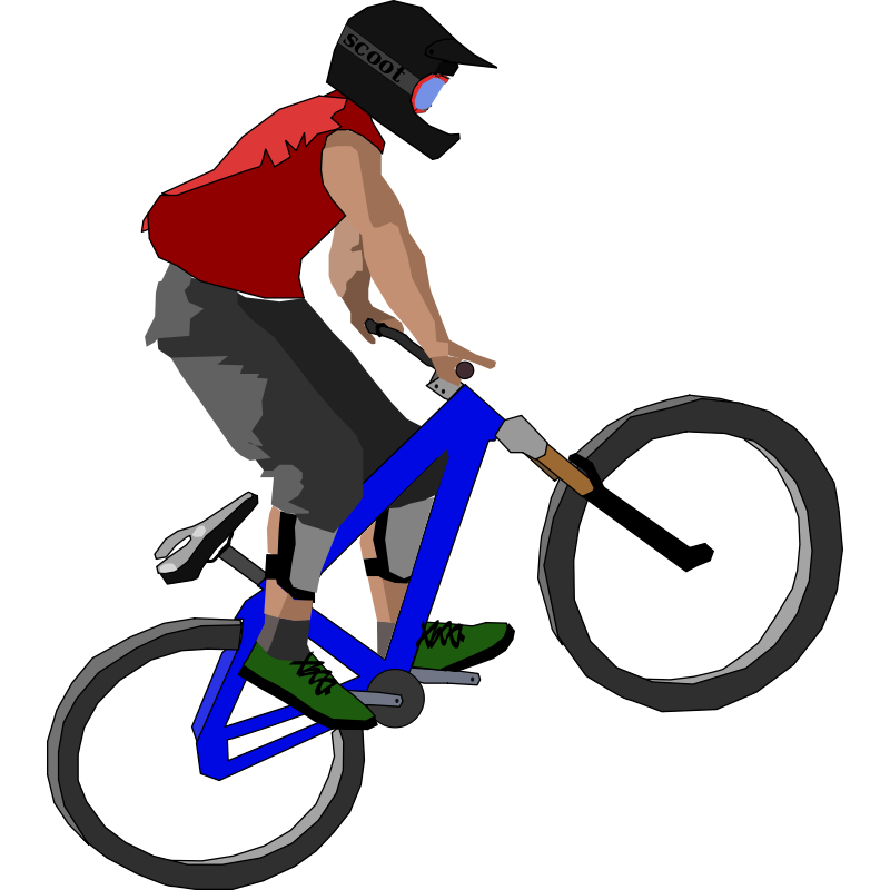 Clip Art Bicycle - Cliparts.co