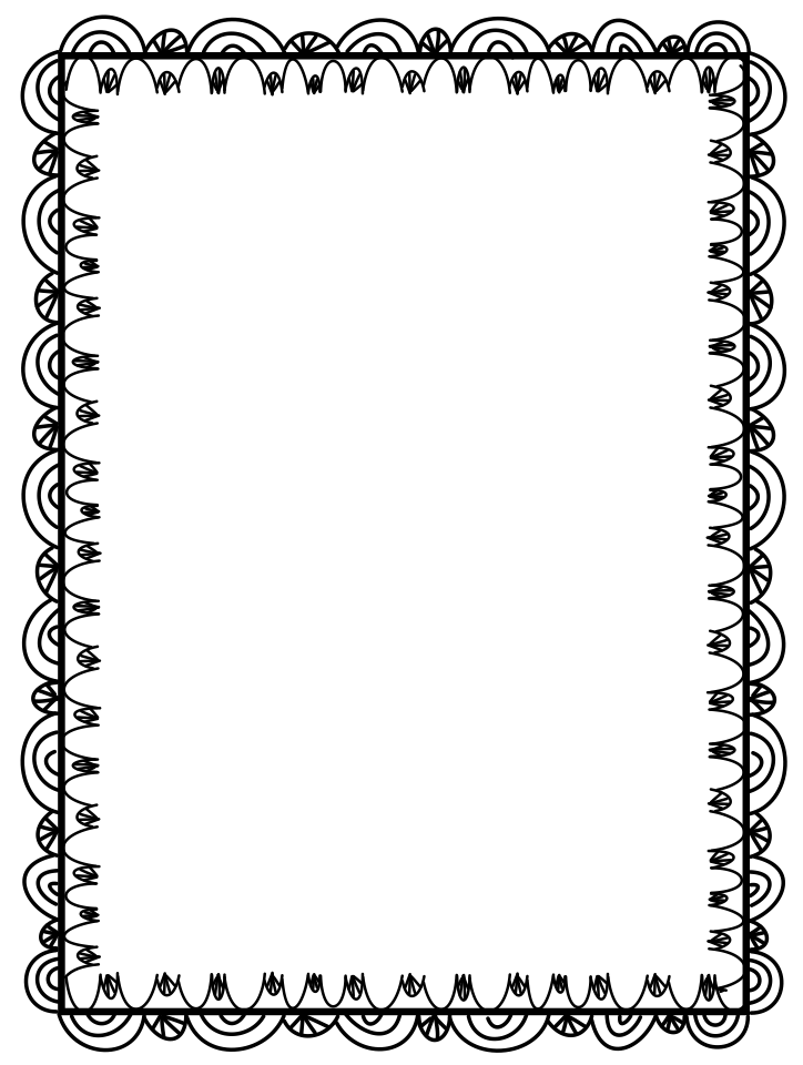 Free Clip Art Holiday Borders