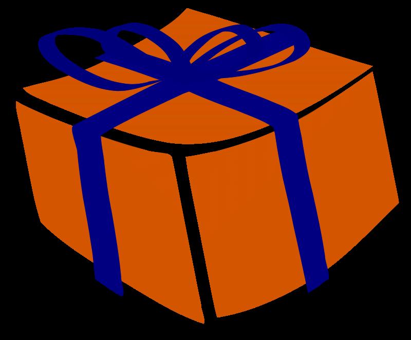 Christmas Present Cartoon Cliparts Co