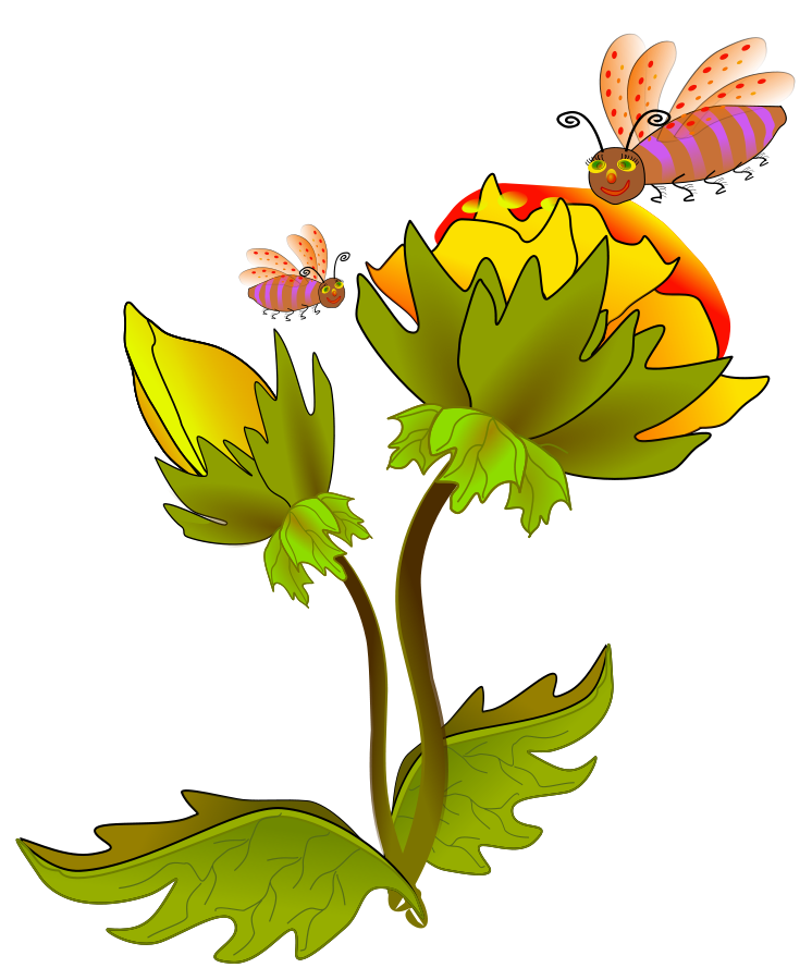 Free to Use & Public Domain Plants Clip Art
