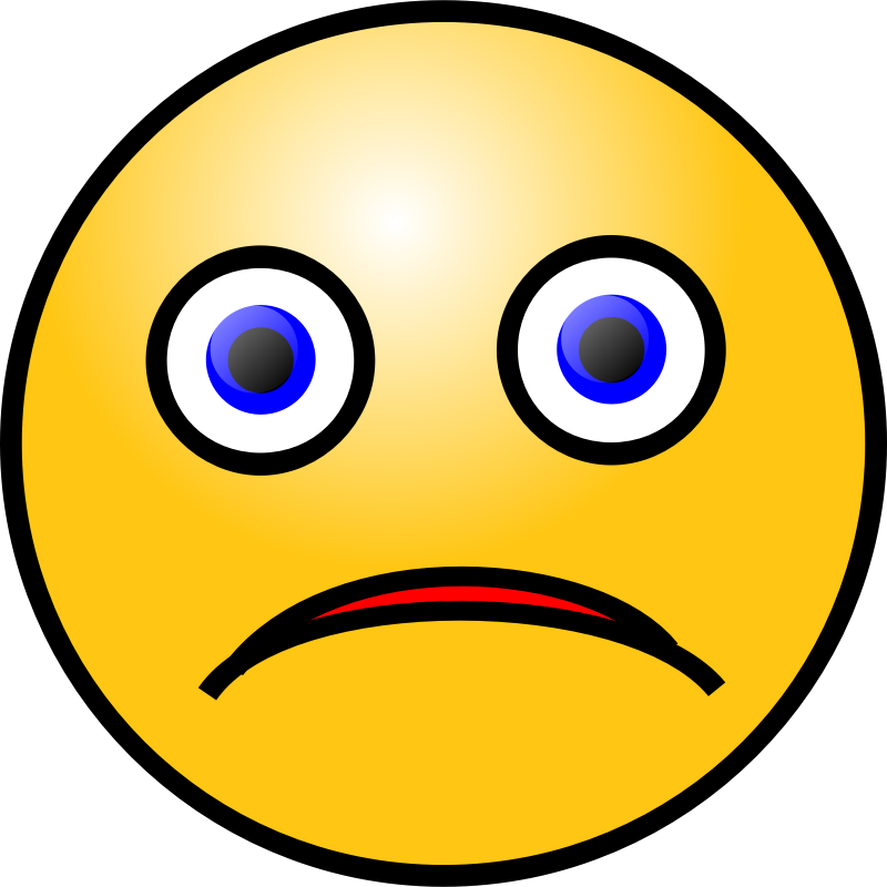 Confused Clipart Face Pictures to pin on Pinterest