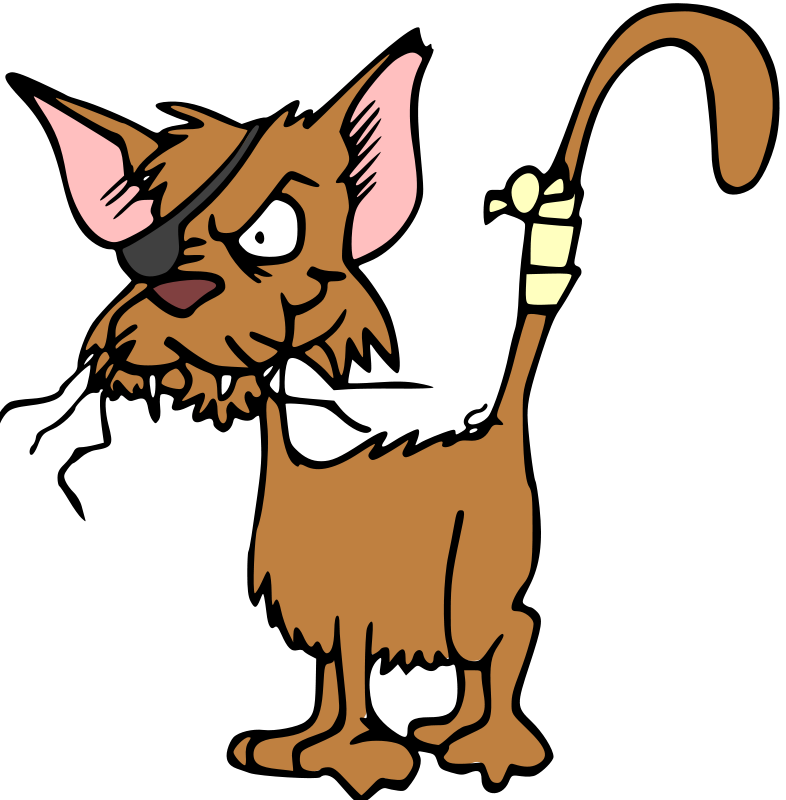 Free to Use & Public Domain Cat Clip Art - Page 2