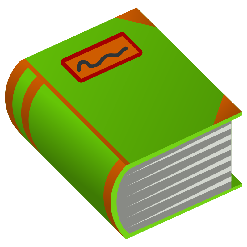 Library And Or Reading Clip Art
