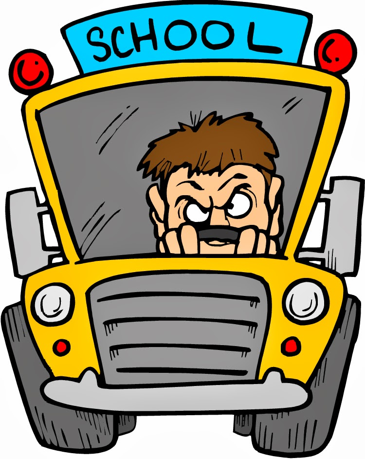 city bus driver clipart - photo #25