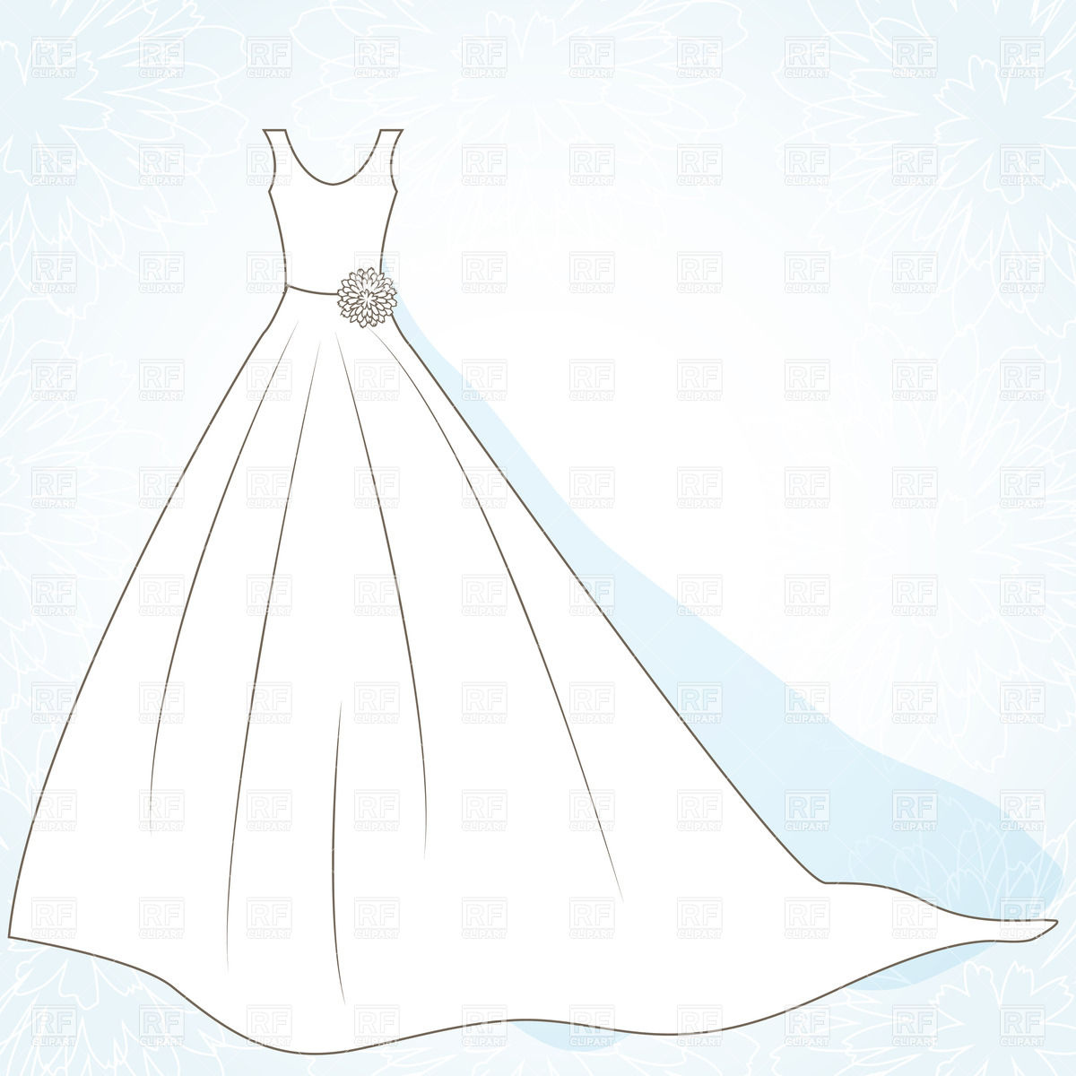 18 wedding dress clip art wedding dresses ideas