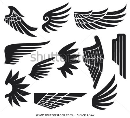 Wings Logo - Cliparts.co