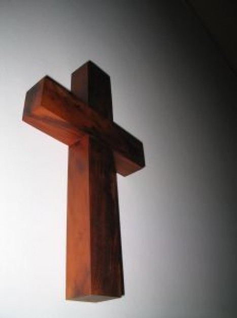 Wooden Cross - Cliparts.co